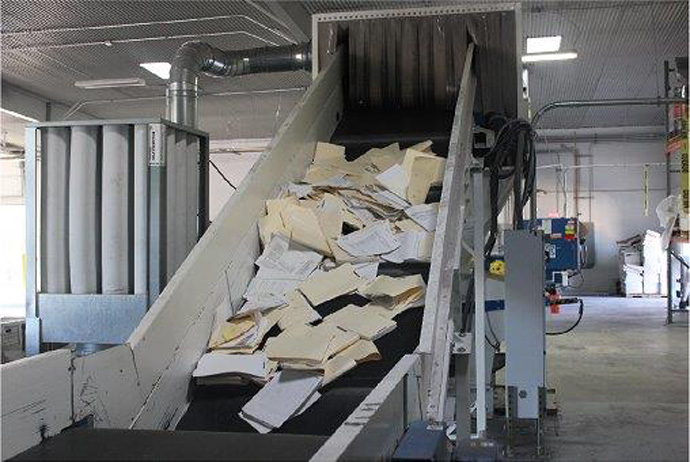 Bulk Shredding in Collier County Florida